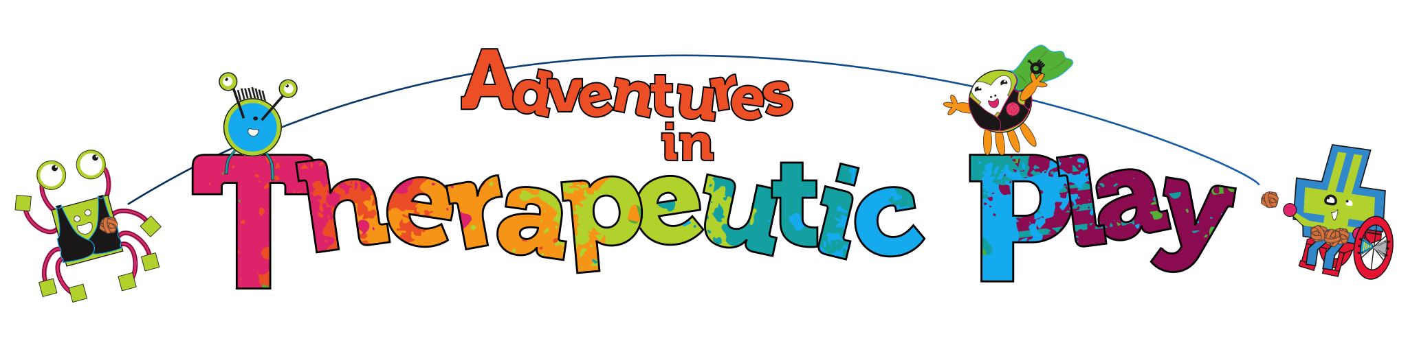 Adventures in Therapeutic Play banner