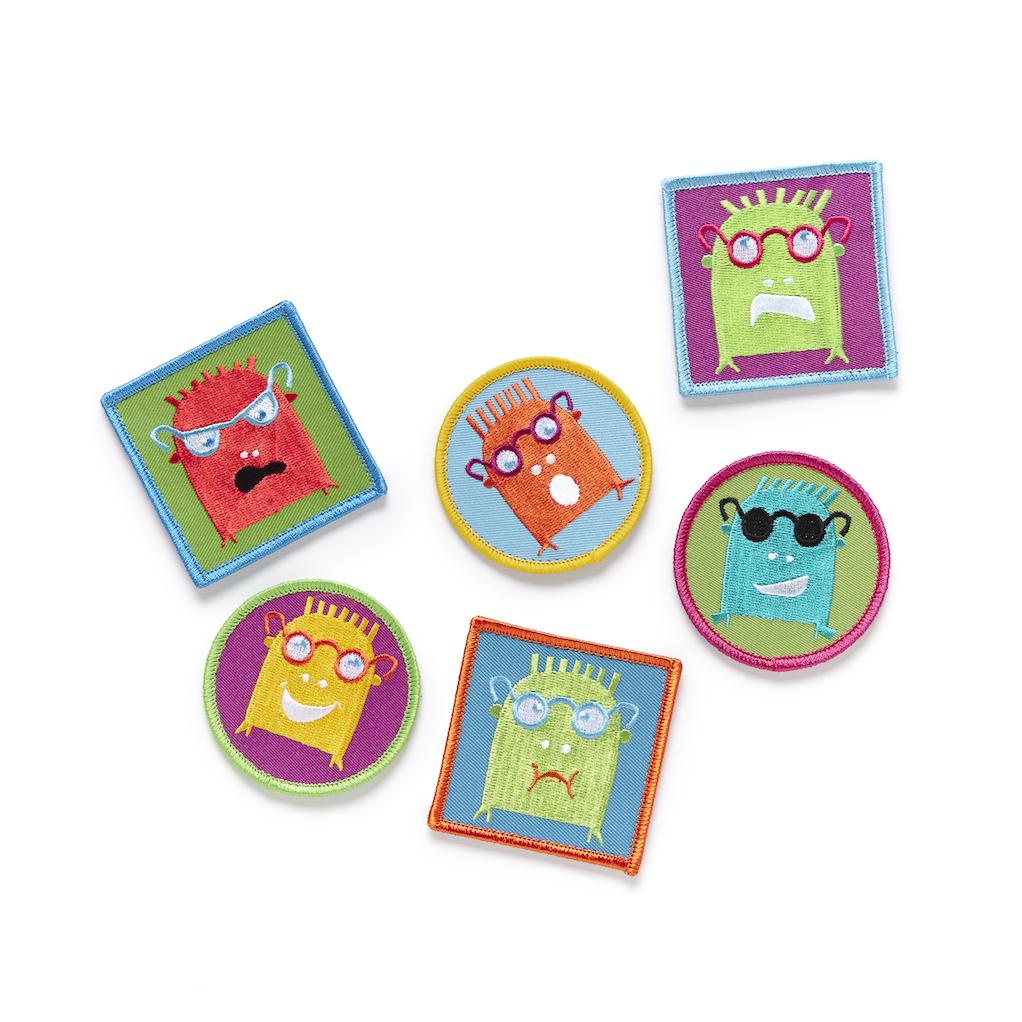 Zuggey PunkinPals patches