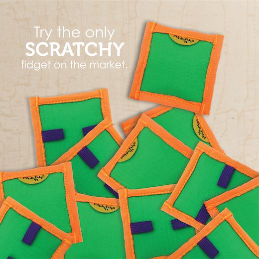 Scratchy Square Fidget